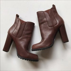 BCBGernation Leather Boots